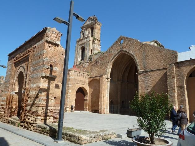 Iglesia de San Martin, Niebla